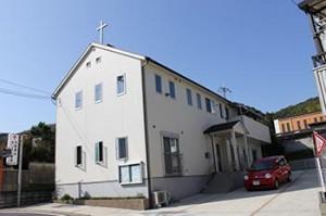 京都恵みキリスト教会の外観写真